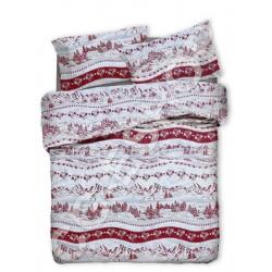 Completo lenzuola cotone 1p...